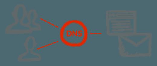 DNS gostovanje