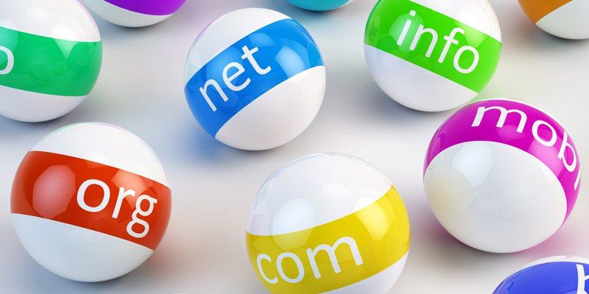 Kako izbrati domensko končnico