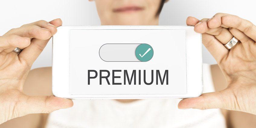 Registrar premium domen
