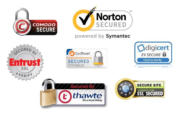 SSL pečati